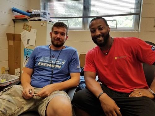 BGCE Cam and Matt