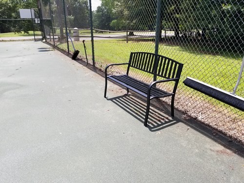 DSCC Stoneville bench