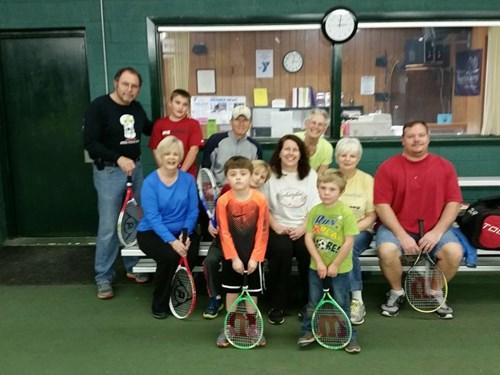 Family Play Day WR YMCA Feb