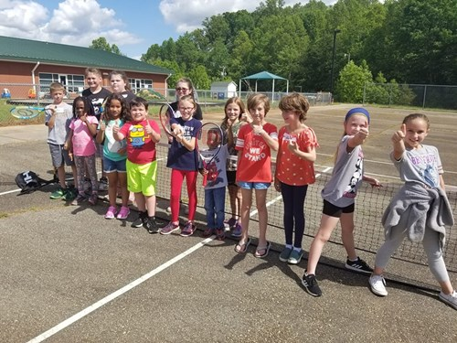 Huntsville Elementary spring 2019