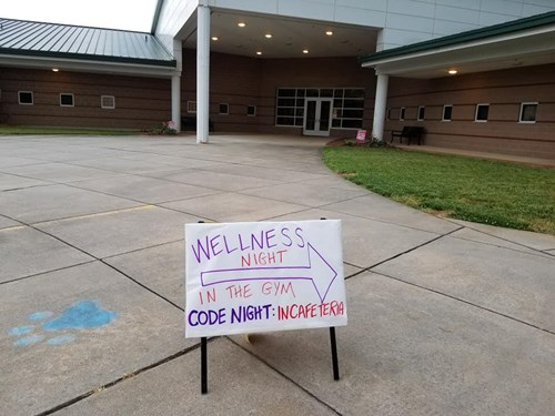 Huntsville Wellness night