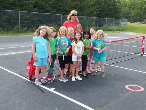 Kids Tennis Club Wentworth May 2