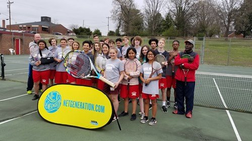 Morehead HS Junior Team Tennis