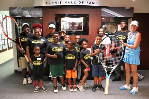 Parkview at Tennis Hall of Fame