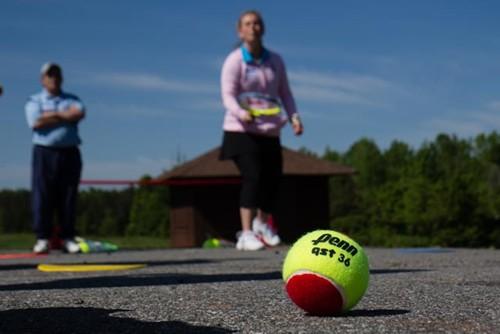 RC Family Tennis Festival tennis ball