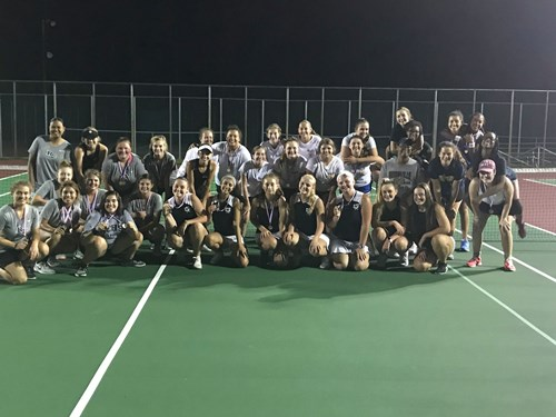 RCS Girls County Tournament