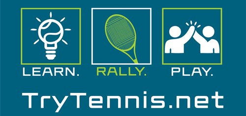 Try Tennis Learn Rally Play