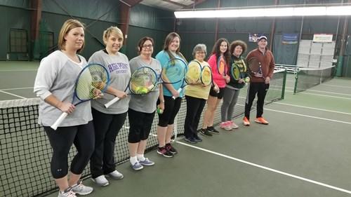 Try Tennis Mayodan Group