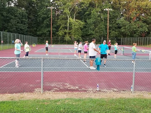Try Tennis Reidsville 2