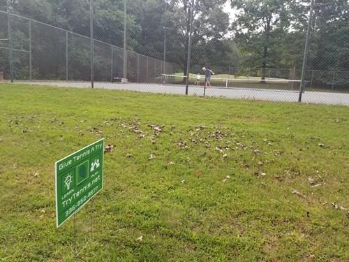 Try Tennis Stoneville