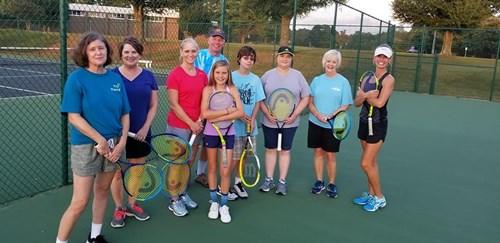 Try Tennis Wentwork