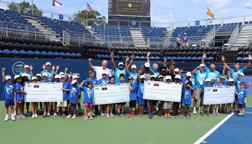 US Open Series grant 1