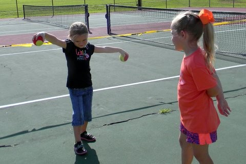 VBS and Tennis Day 1 100
