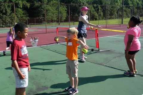 VBS and Tennis Day 1 101