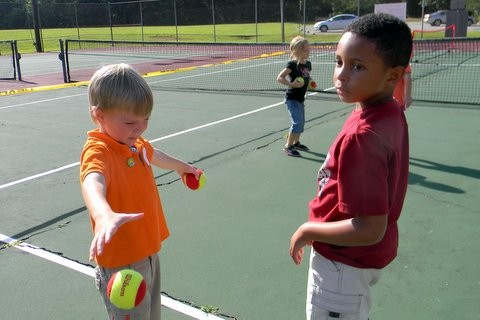 VBS and Tennis Day 1 104