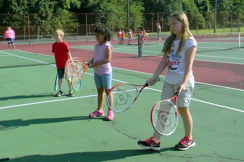 VBS and Tennis Day 1 110