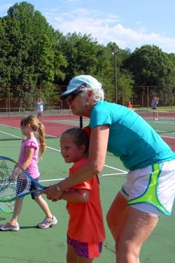 VBS and Tennis Day 1 137