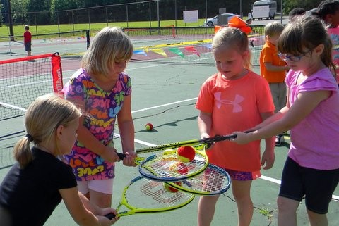 VBS and Tennis Day 1 156
