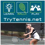 Try Tennis Stoneville for Beginning Adults