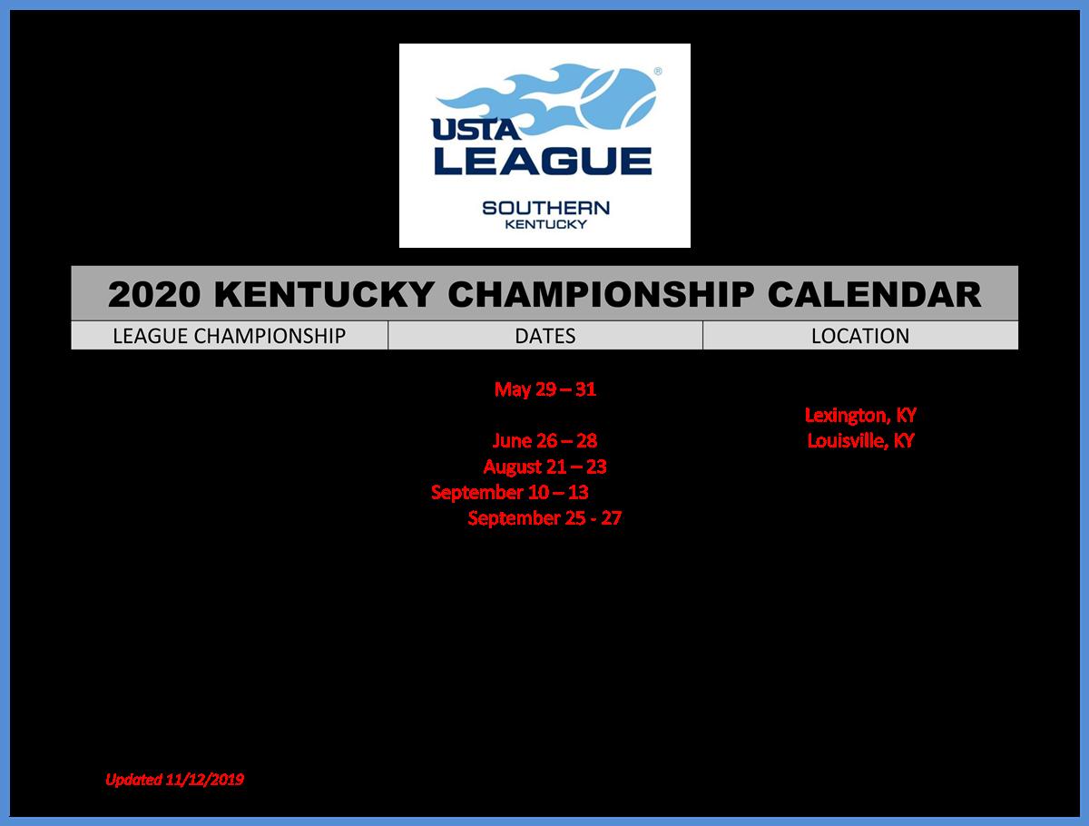 2020_KENTUCKY_CHAMPIONSHIP_CALENDAR