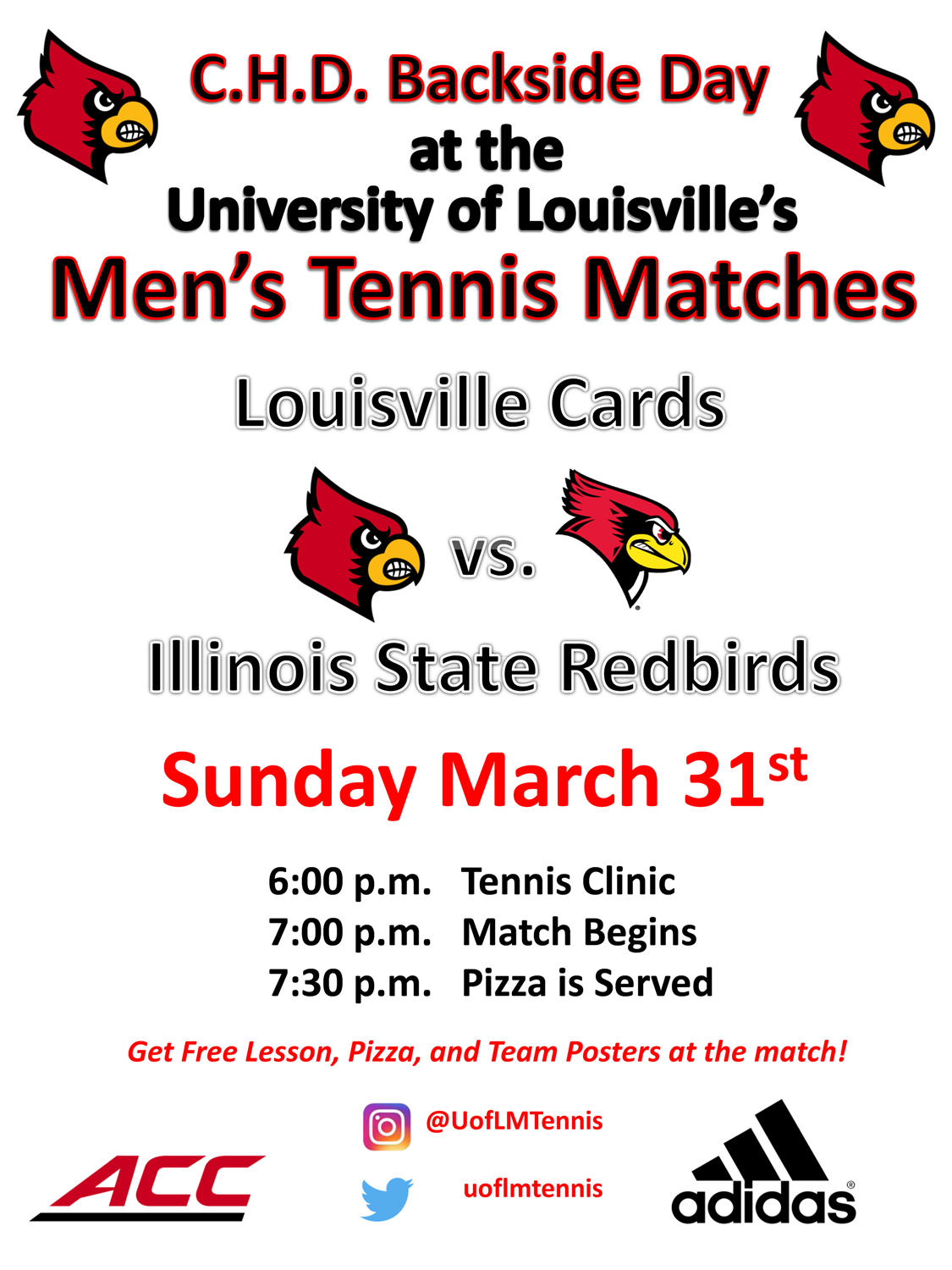 UofL_Mens_Tennis_-_CHD_Backside_Day_Flyer