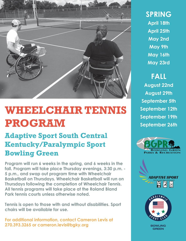 WheelchairTennis_Program_2019