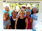 2016 COMBO DOUBLES CHAMPIONSHIPS 55 & OVER