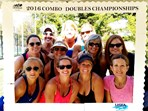 2016 COMBO DOUBLES CHAMPIONSHIPS 40 & OVER