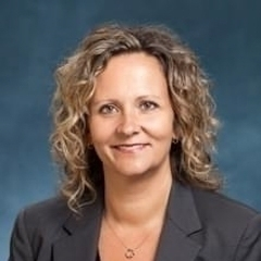 Headshot of Deborah Bergfeld.