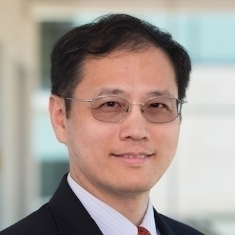 John S. Kuo headshot.