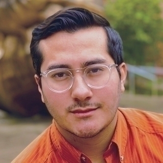 Patrick Reyes headshot.
