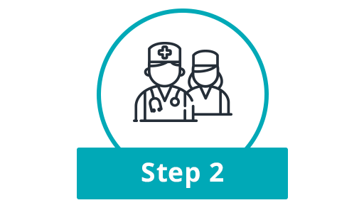 Step 2: We meet about your goals