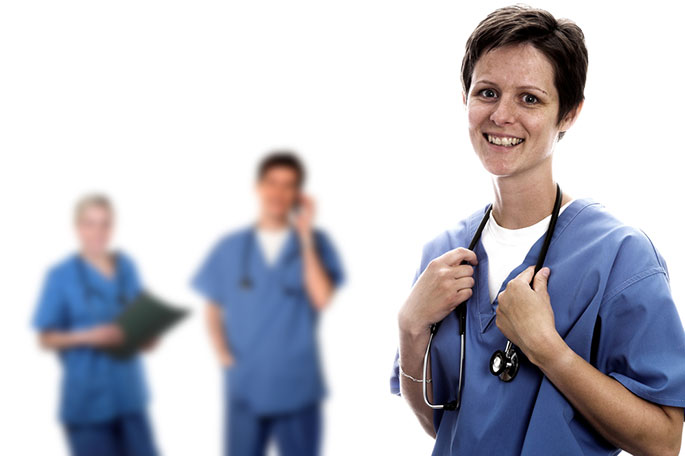 Managing a team of nurses necessitates the ability to communicate well.