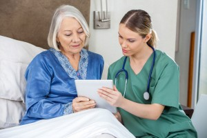 Printed information can help patients improve their health literacy