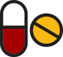 pill icon complete clinical