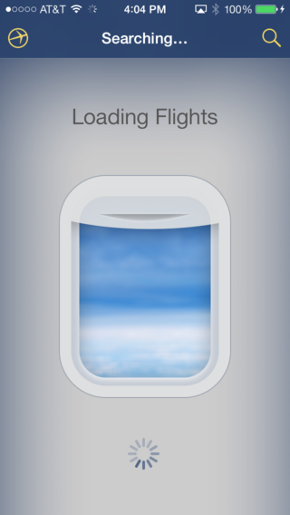 Loading flights