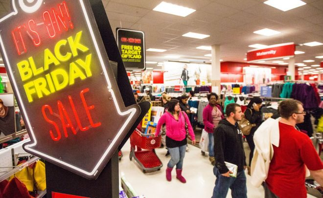 Black Friday At South Shore Plaza