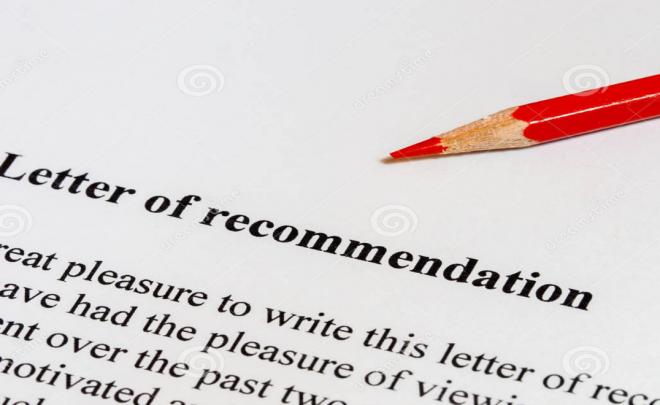 recommendationletter