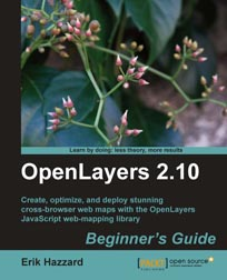 OpenLayers Book Cover Image