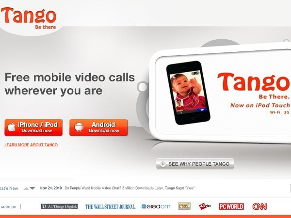 tango video calls for mac free download