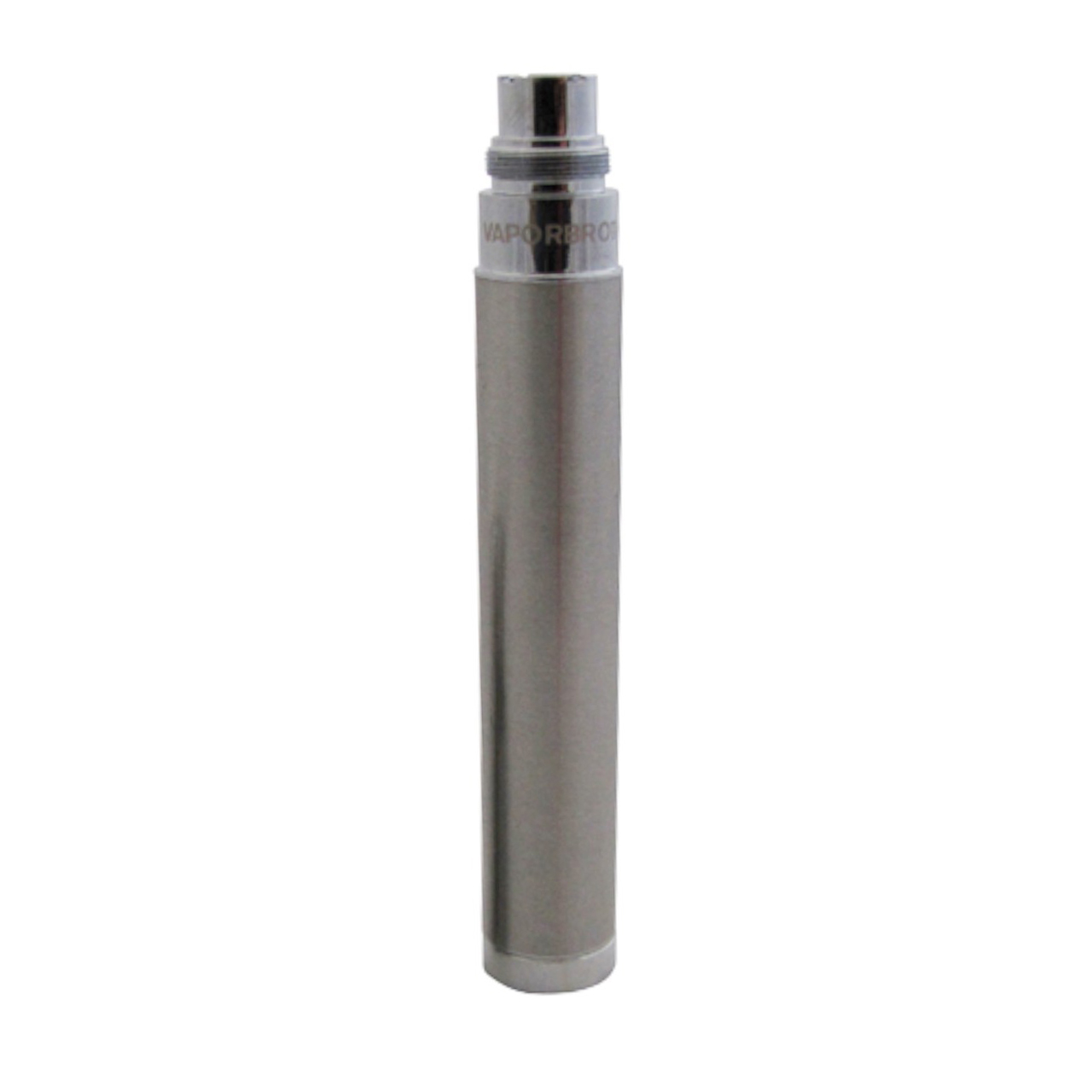 VB Eleven Battery Deluxe 650mAh - Stainless (EGO style with Battery Cap, Mini USB Charger Reqd) (For VB11)