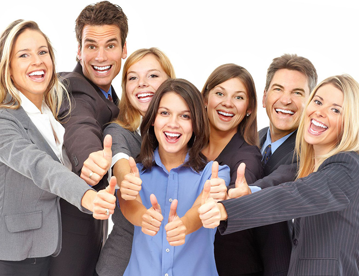 Image result for happy staff