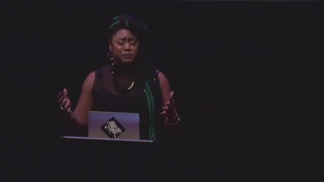 Black Lives Matter Co-Founder Wants To Live In 'A World Where All Lives Matter'