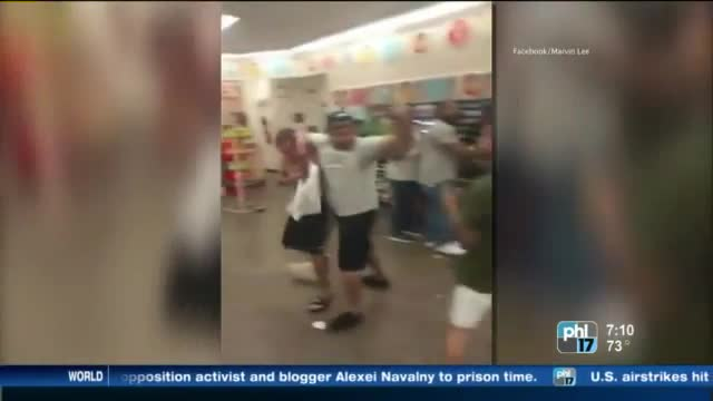 Police Investigating Brawl at Philadelphia Wawa Caught on Camera