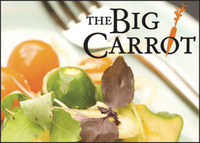 The Big Carrot Vegetarian Cooking