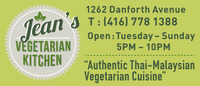 Jean's Vegetarian Kitchen