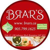 Brar's - Food Culture Of India