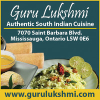 Gurulukshmi Authentic Vegetarian South Indian Cuisine