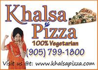 Khalsa Pizza