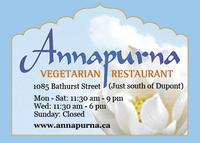 Annapurna Vegetarian Restaurant